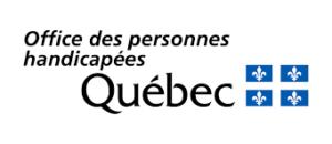 Logo de l'Office des personnes handicapées du Québec