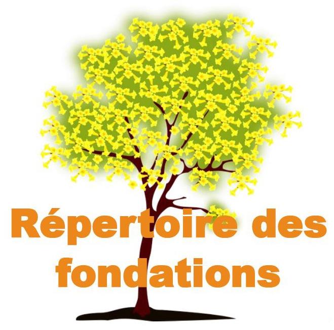 Logo du répertoire des fondations